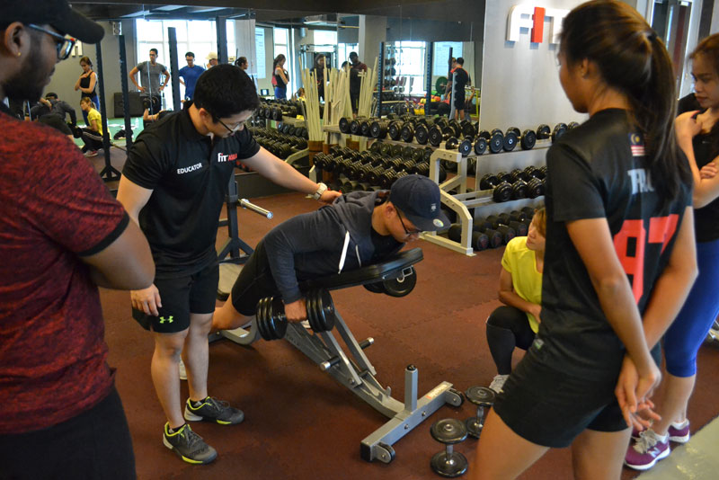 b64ca614edc Certified Fitness Instructor (CFI) – Level 1 of Certified Fitness  Practitioner by FEA