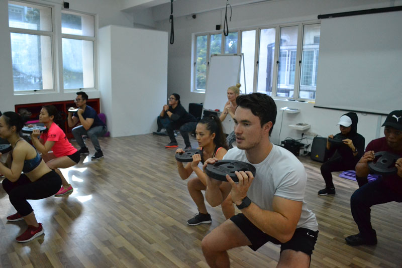 28de1f1890a Certified Group Exercise Instructor (CGX) Level 1   2