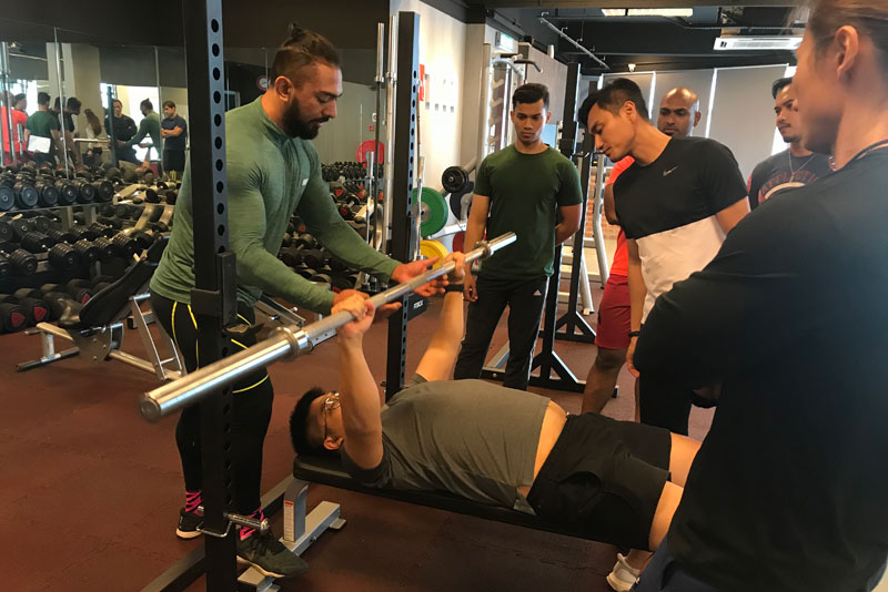 Exam Preparation Workshop for NSCA Certified Strength and